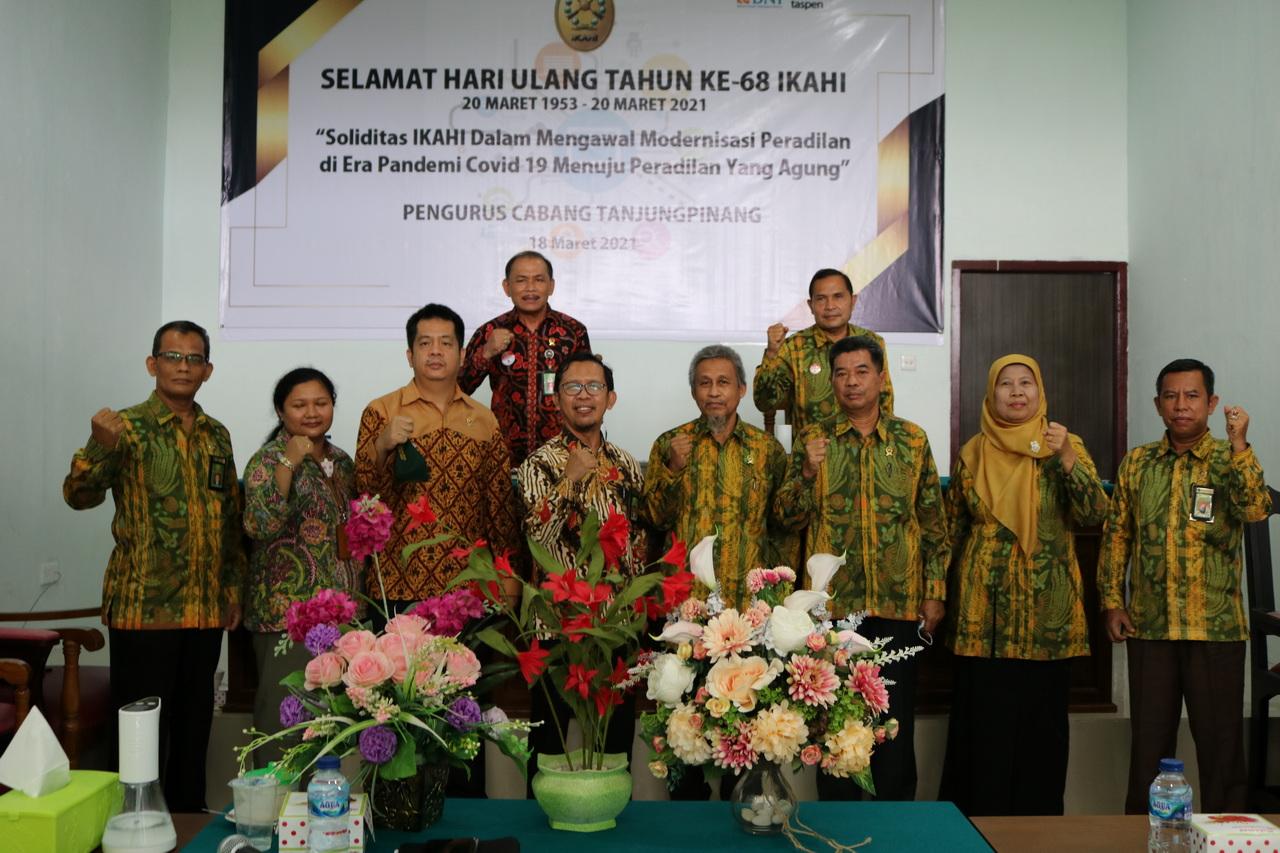 Silaturahmi Nasional Ikatan Hakim Indonesia