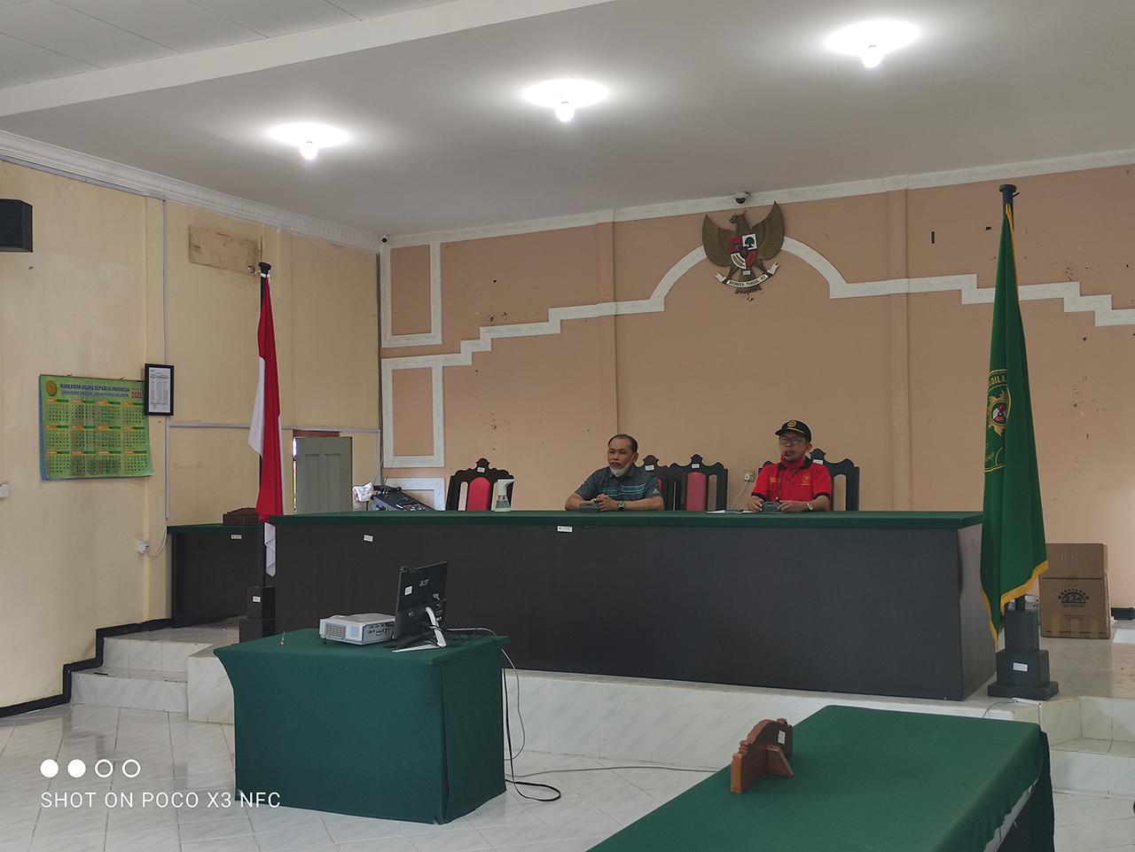 Kegiatan Pindah Kantor Pengadilan Negeri Tanjungpinang