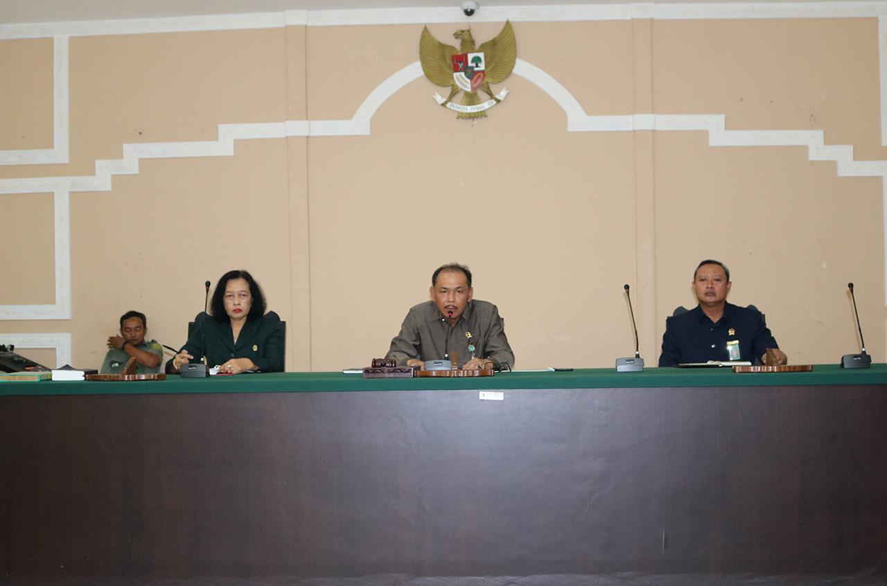 Sosialisasi Teknis 4 Pilar Pengadilan oleh Ketua Pengadilan Negeri Tanjungpinang